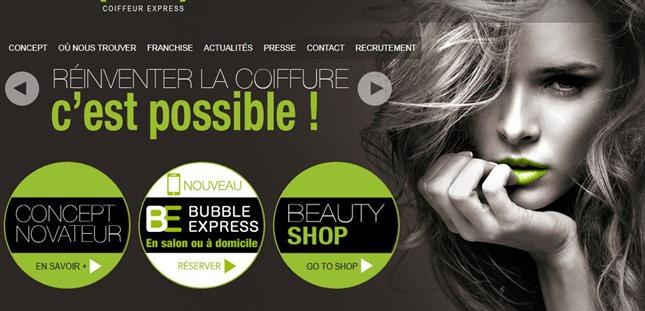 COIFFEUR H/F CDI pour 130H/mois chez Beauty Bubble